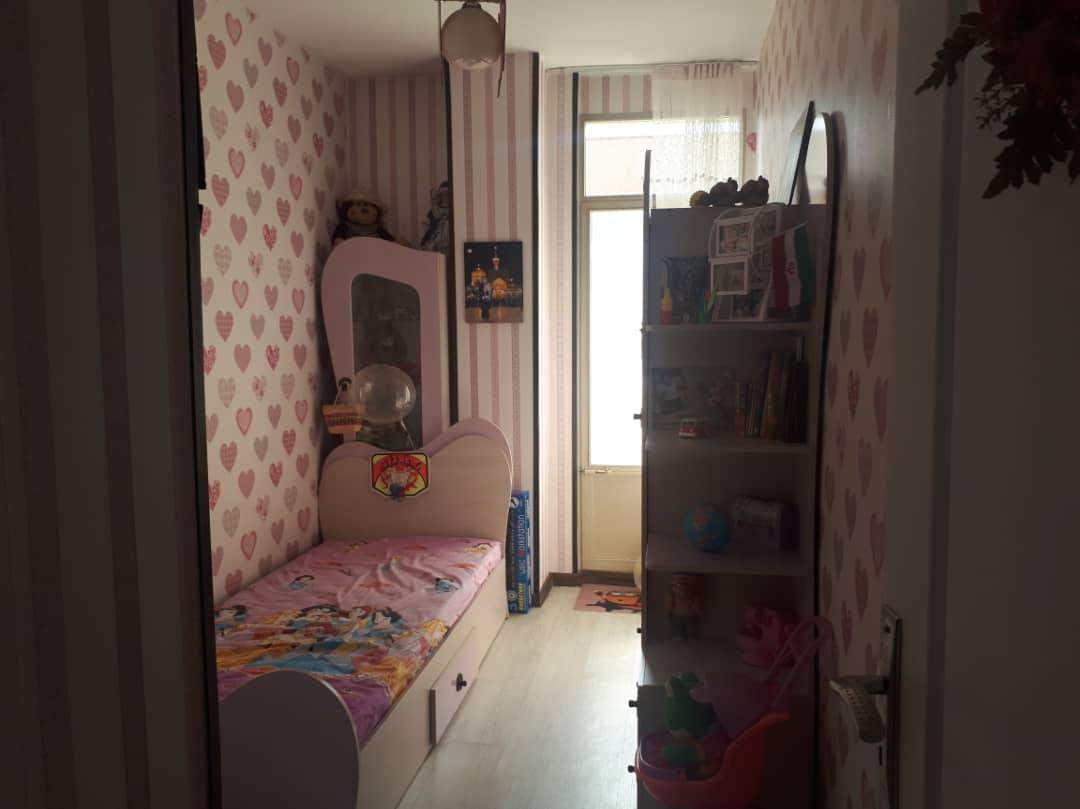 آپارتمان 58 دوخواب فروشی اندیشه شهریار